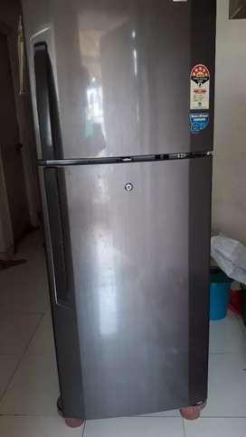 LG double door 5 star fridge excellent conditions