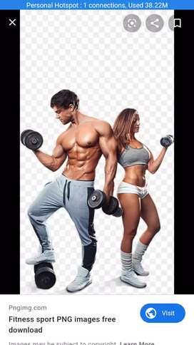 Self body workout