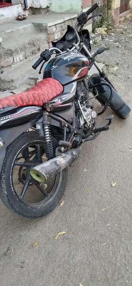 New bike lena hai