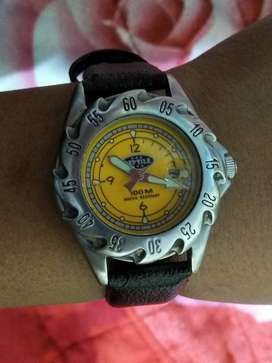 Reptile Rare dive watch ZR17010L ZC 100 METER water resistant