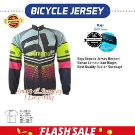 H1554 Baju Jersey Sepeda Best Quality Gratis Ongkir
