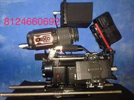 Red one MX camera for sales