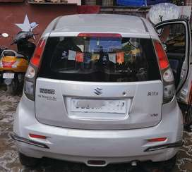 Excellent Condition Maruti Ritz First Owner 2012 Model 86000 Driven