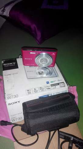 Jual camera digital merk sony w730