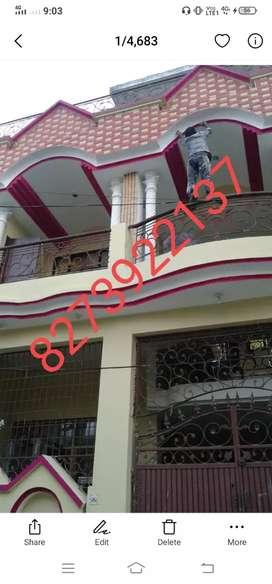 3 bed room set ajanta colony garh road meerut , near ccs University
