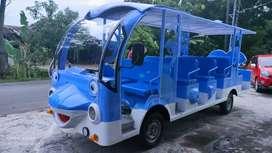 kereta mini karakter odong odong dolpin jual komedi putar safari UK