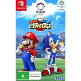 game digital original nintendo switch mario and sonic olympic
