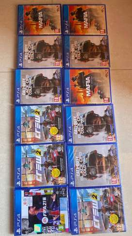 All Ps4 Games Cds Available On Rent With Great Offers