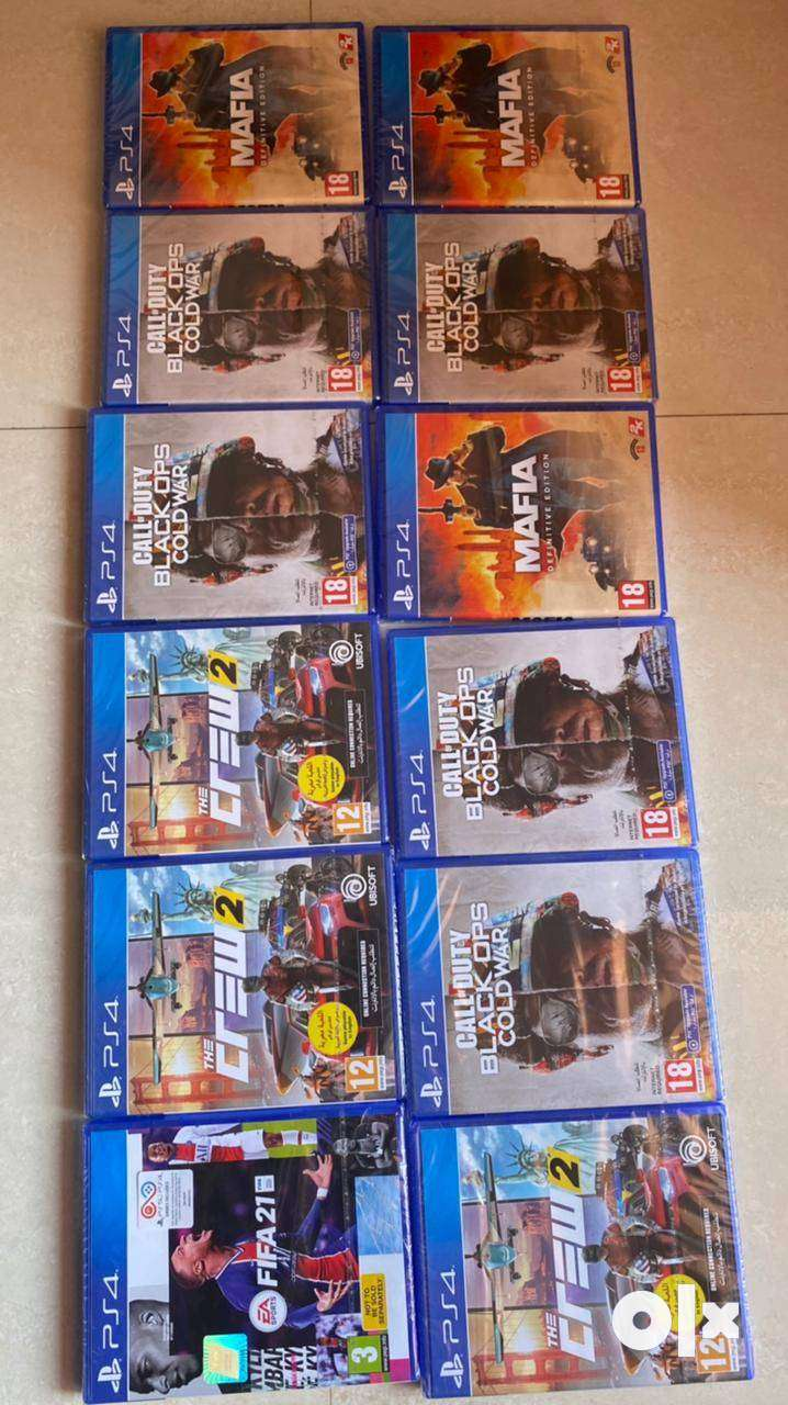 All Ps4 Games Cds Available On Rent With Great Offers 0