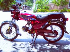 Habib 2014 rap nmbr in good and lush condition new tyres both