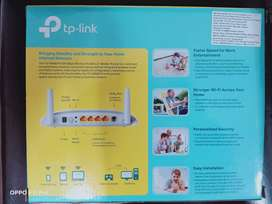 Double Antenna wi-fi TP Link modem