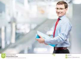 Urgent need for a sales executive in attingal