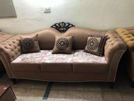 Sofa set in all varieties available