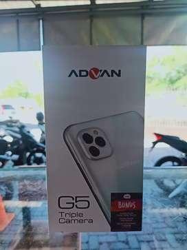 Advan G5 ram 4/32gb garansi resmi 1 tahun