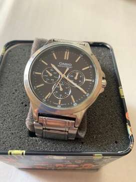 CASIO watch for salePrice negotiable