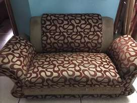 Sofa made up of sleepwell foam at home Set of 3
