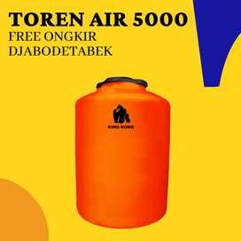 TANGKI AIR 5000