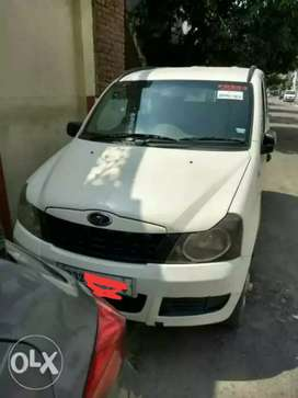 Mahindra Quanto 2012 Diesel up 32 Maintained Newbattery seven 7 Seater