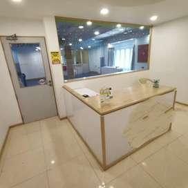 2000 sqft furnished AC office between Kaloor & kadavanthra