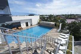 Hotel Bintang 4 Bone, 83Luxroom Gym Pool Ballroom Karaoke Sulawesi Sel