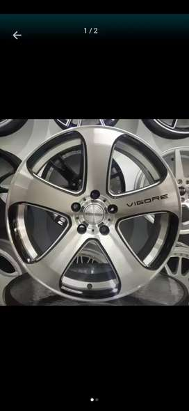 Velg ring 18 Venerdi cocok untuk mobil Mazda cx5 dan expander