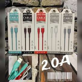 Kabel charger JSC 2.0 Ready Micro Dan Type C