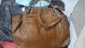 Branded Genuine Leather Bag and clutches for Women (ladies bag)