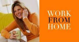 • !!HURRY!! Limited vacancy in par time home base typing job