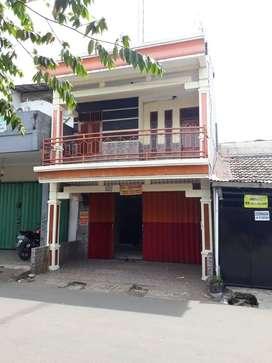 Dijual cepat rumah+tempat usaha daerah pamulang, 2 lantai bisa KPR