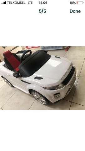 Mainan Mobil aki anak lisence