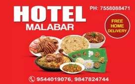 This hotel located in mannarkad Town. Kodathipadi.