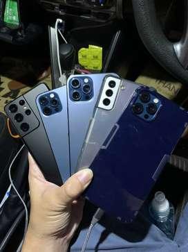 Beli specialis mencari gadget flagship samsung s21 note 20/ iphone 12