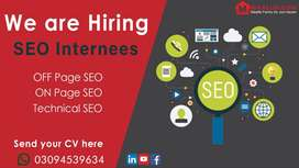 Search Engine Optimisation (SEO) Internship