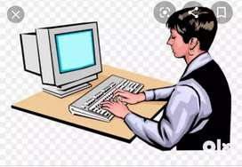Tally And Excel knowledge candidates required male females  Can apply