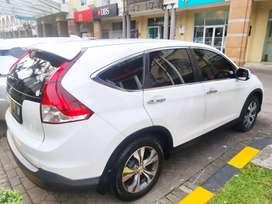 Honda CR-V 2.4 AT istimewa siap pakai pajak hidup