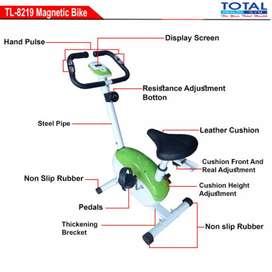 Deskripsi Produk Total Fitness TL-8219 Sepeda statis AR