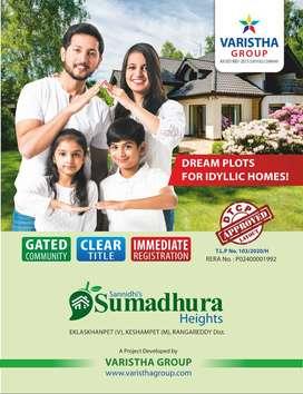 Varistha Sumadhura Heights at keshampet Rs.5999 per sqyds