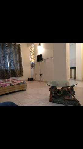 Full furnished 1 bedroom flat in japanese zone ,neemrana