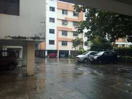 2 BHK Flat with covered car-parking Rs.33 lac in Residential Complex