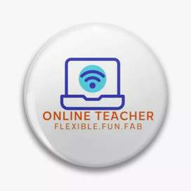 Contact for online classes from 1st -6th all subjects