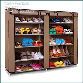 Double Shoe Rack Wardrobe 12 layers, For the art of living.