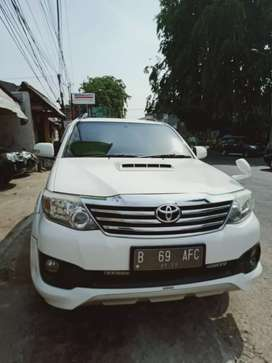 Fortuner Trd Sportivo th 2012 automatic