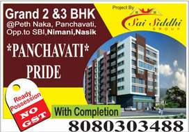 Buy now 2bhk & 3bhk flats. Ready possession