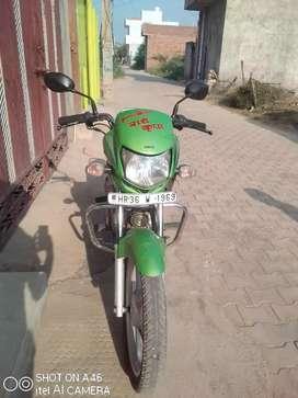 Hf deluxe bike good condition with slup start