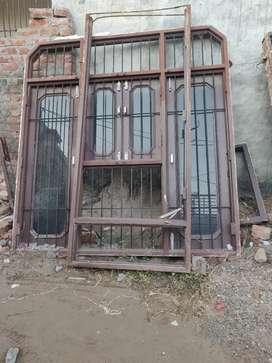 Iron window chokhath and door chokhath