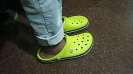 Crocs new not used
