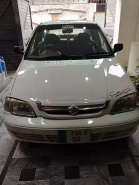 Car is very good condition white colour all janman  car