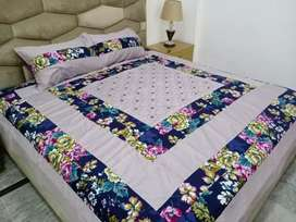Bed sheet 3 piece specially offer