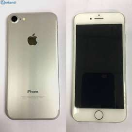 iPhone  8 plus matte black refurbished model with accessories and COD