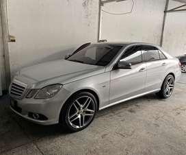 Mercedes benz E200 CGi W212 th 2010